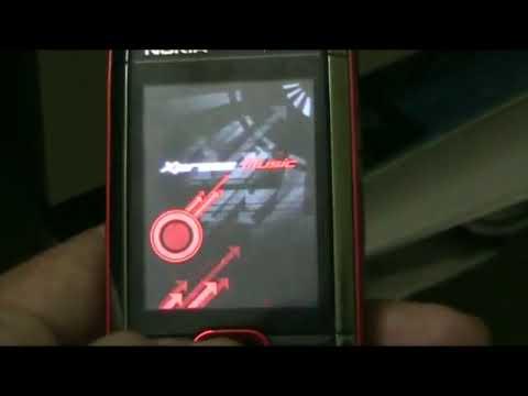 Nokia 5130 XpressMusic Software