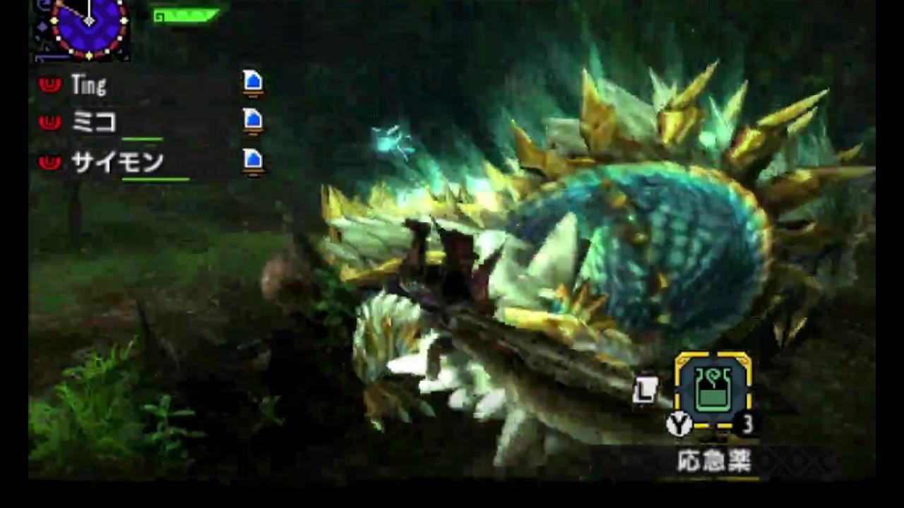 Monster Hunter X 第34集 (村長6星任務-雷狼龍的討伐之大劍篇) - YouTube