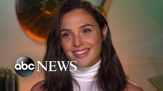 'Wonder Woman' star Gal Gadot feels 'responsibility of' playing iconic character