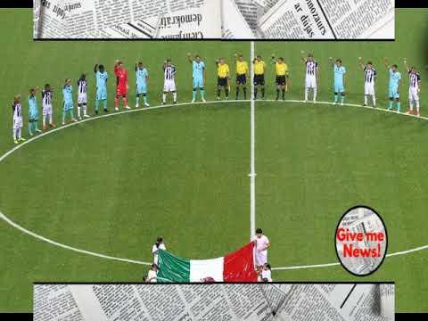 Se suspende el partido Monterrey vs Santos ! - YouTube 749787de72454
