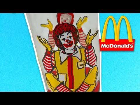 10 Fast Food Glasses You WISH They Still Had!