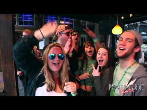 St Patrick's Day Weekend at Power Plant Live!