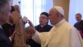 Papa a sacerdotes del Líbano: Para construir la paz, poneos al servicio de todos