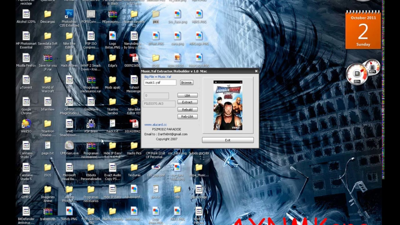 Gmail themes games - Tutorial How To Create Custom Themes For Smackdown Vs Raw 2011 Psp Hd