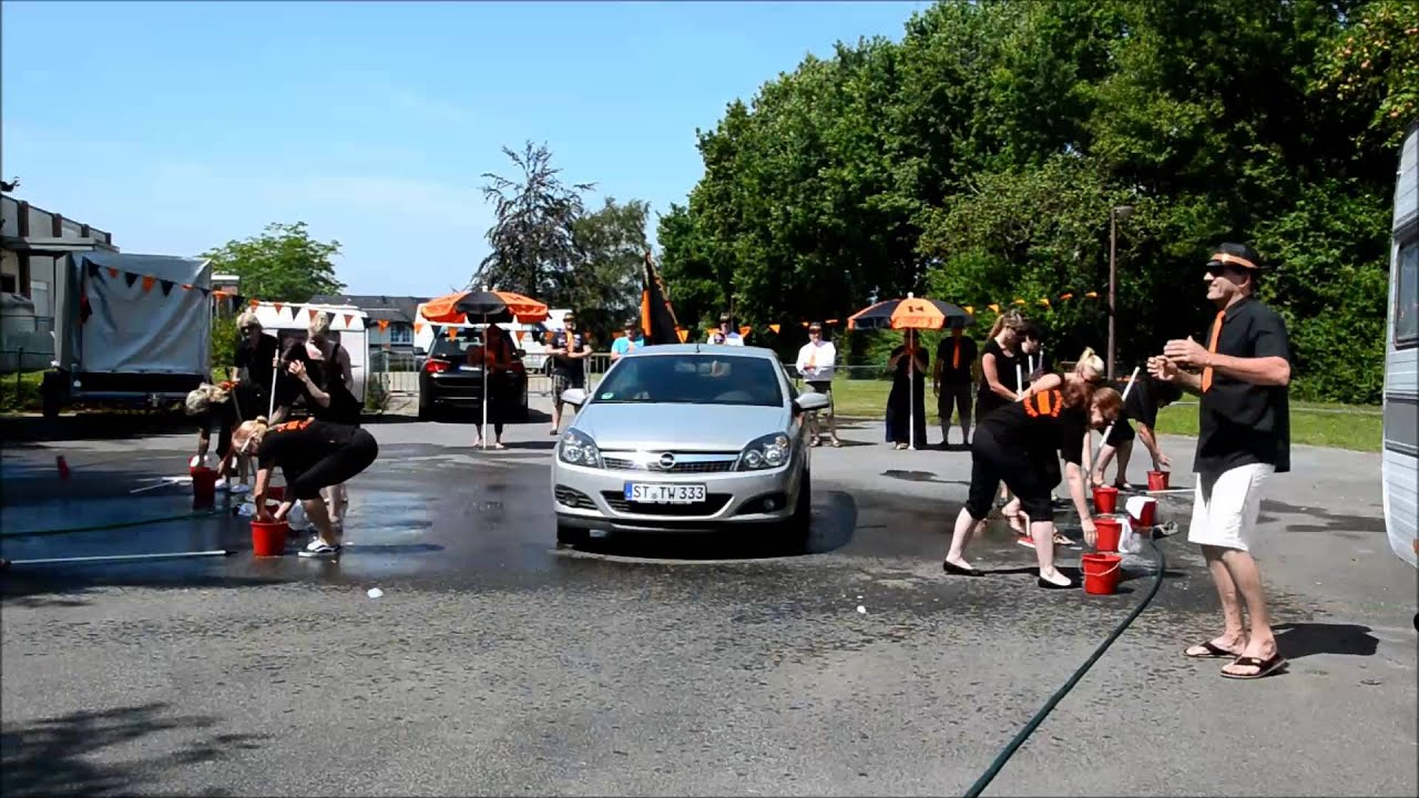 Kolpingfamilie Altenberge Cold Water Challenge 2014 Youtube