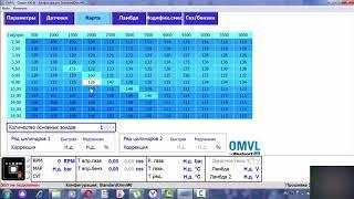 OMVL Dream XXI-N Самостійне налаштування карти ч. 2