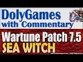 Wartune Patch 7.5 - SEA WITCH Willpower Deeper Look, Combat & Tips | COSMOS DolyGames