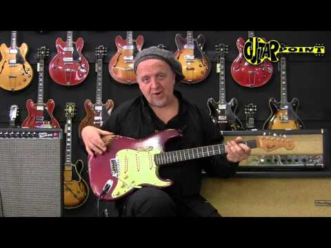1964 Fender Stratocaster CAR / GuitarPoint Maintal / Vintage Guitars