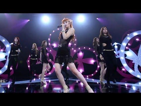 9Muses - Dolls, 나인뮤지스 - 돌스, Music Core 20130126