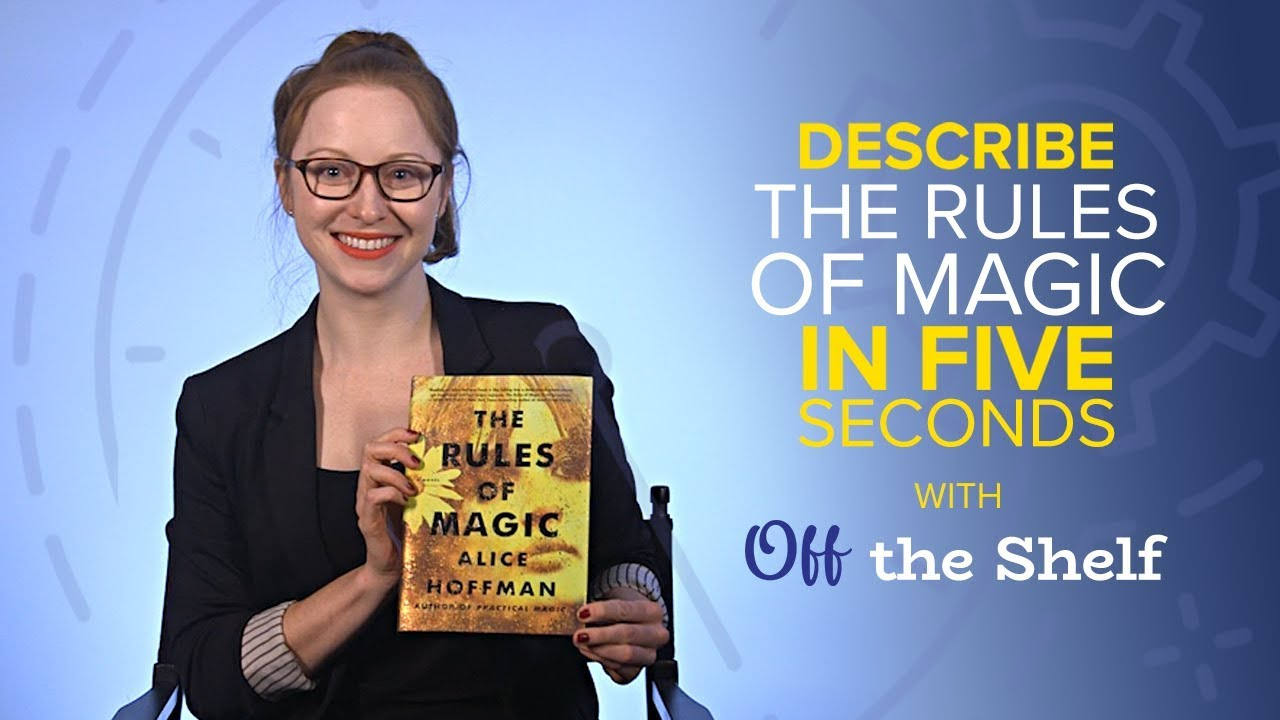 The Rules of Magic | Book by Alice Hoffman | Official Publisher Page