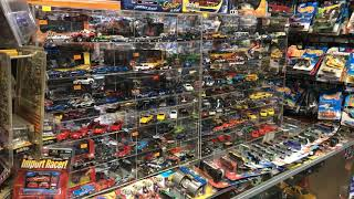 Playdays Collectibles talks about Hotwheels Display cases