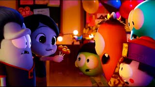 매우 스푸키 즈 파티 | Spookiz : 영화 하이라이트 | Spookiz | 어린이를위한 만화