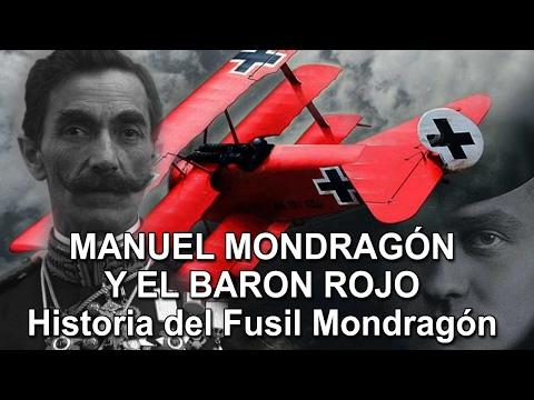 Manuel Mondragón y el Barón Rojo