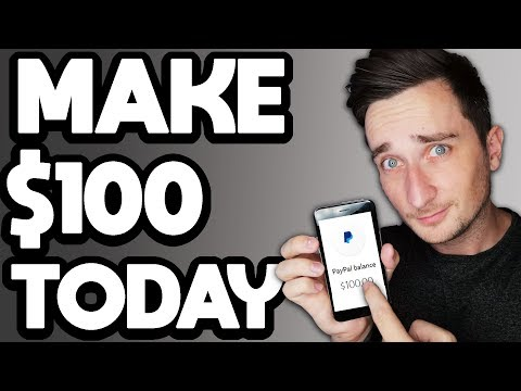 How To Make $100 TODAY | Make Money Online (Passive Income Strategy)