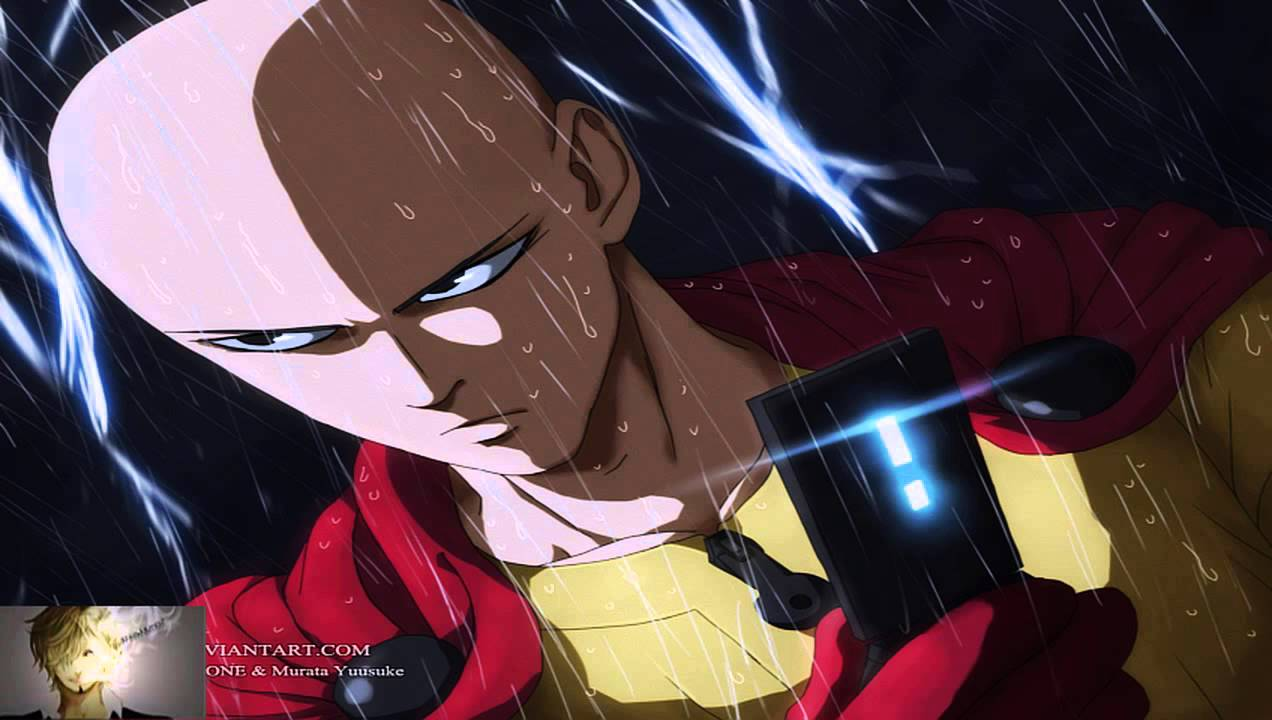 One Punch Man Opening Full Youtube