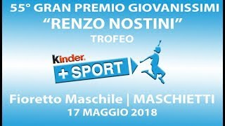 55° GPG Trofeo Kinder +Sport - II GIORNATA - Fm Maschietti