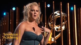 Emmys 2015 | Inside Amy Schumer Wins Outstanding Variety Sketch Series