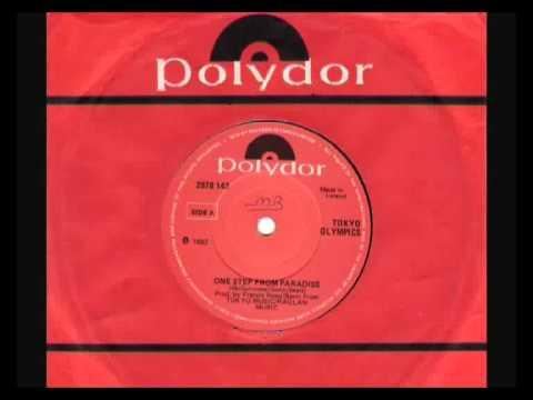 Tokyo Olympics - One Step From Paradise (Vinyl Rip) - 1982.flv