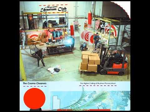 Uranium Club - Man Is The Loneliest Animal (2019)