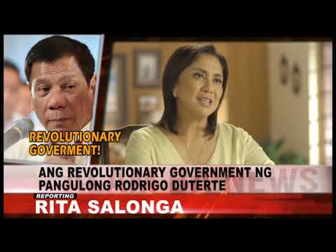 Alam Ba News: Ano nga ba ang Revolutionary government?