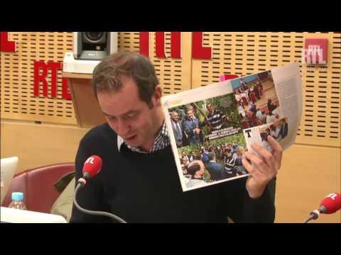 La revue de presse de Tanguy Pastureau du 3 juin 2016 - RTL - RTL