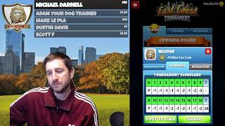 Golf Clash, East Coast - Expert Opening Round  - Whose / Видео