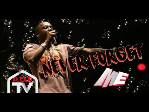 Akon - Never Forget Me feat. P.O.P