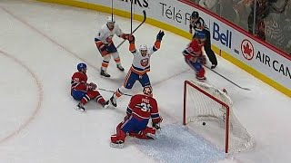 Tavares bangs in OT winner for second of night against Canadiens
