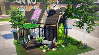 TINY HOUSE SOLO| THE SIMS 4 | NO CC