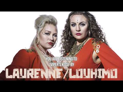 """Laurenne/Louhimo - """"Viper's Kiss"""" - Official Audio   @Noora Louhimo Official @Netta Laurenne"""