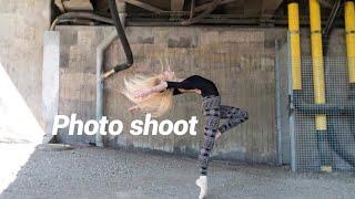 "Photo shoot ""Russian roses"""