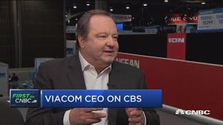 Viacom CEO Bob Bakish: High demand is great