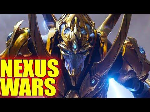 Tug Defense The Starcraft 2 Mod Better Than Nexus Wars?