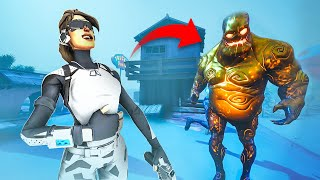 HILARIOUS ZOMBIES GLITCH (Fortnite Battle Royale)