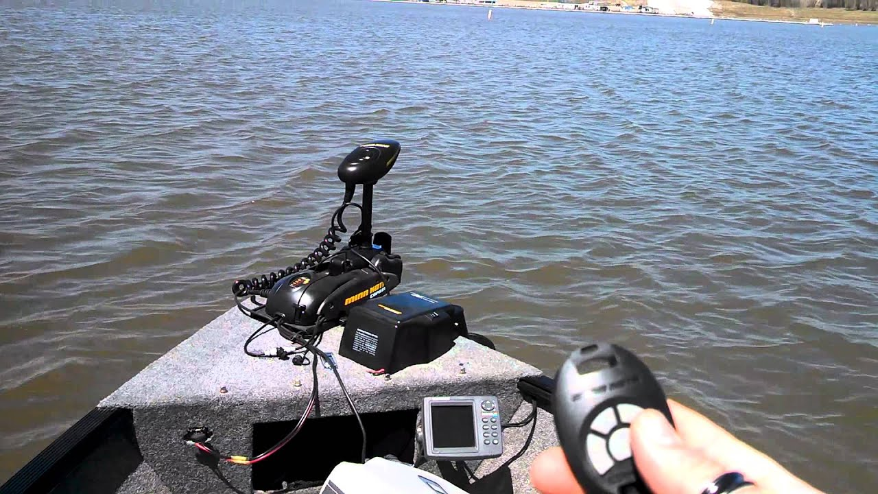 Remote Control Trolling Motor Youtube