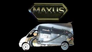 Ремонт автономки. Самодельная прокладка Hydronic D5WSC Максус LDV Maxus