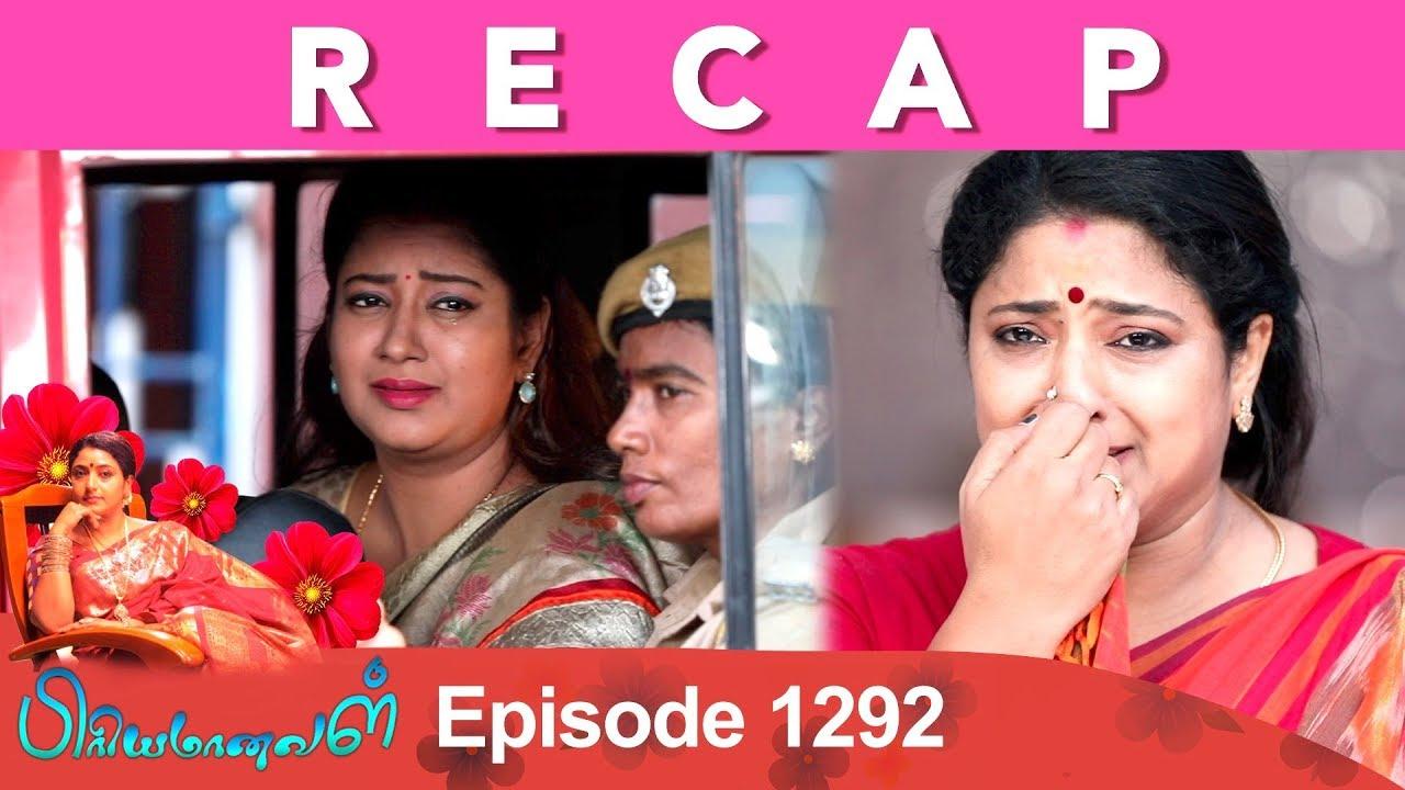 RECAP : Priyamanaval Episode 1292, 13/04/19