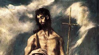 Saint Jean-Baptiste d'El Greco