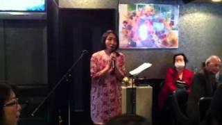 ボーカル mikiko 2011年3月13日 愛知県豊田市 カラオケ喫茶 エデンにて.