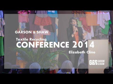 Elizabeth Cline : Textile Recycling Conference 2014
