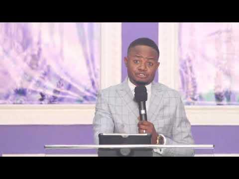 Prophète Paulin MBOMBO Relèves Toi Dimanche 02 Décembre 2018