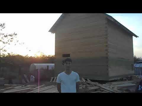 Отзыв - Дом из бруса 8х6 (СК Северные Терема)