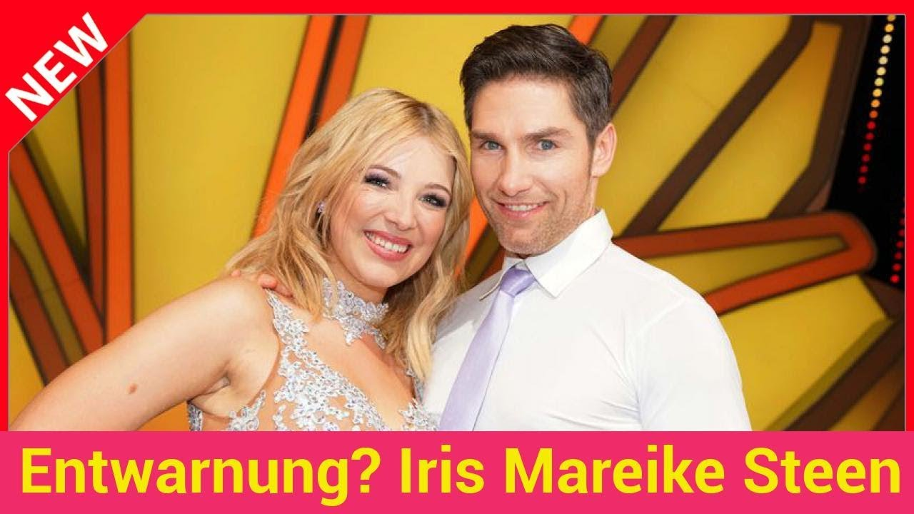 "Entwarnung? Iris Mareike Steen Gibt ""Let's Dance""-Update"