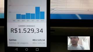 🚘Motorista UBER🚘 ( ensinando na prática a fazer R$ 1500,00 por semana)
