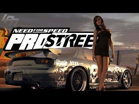 Von der Straße auf die Strecke! - NEED FOR SPEED PROSTREET Part 1 | Lets Play