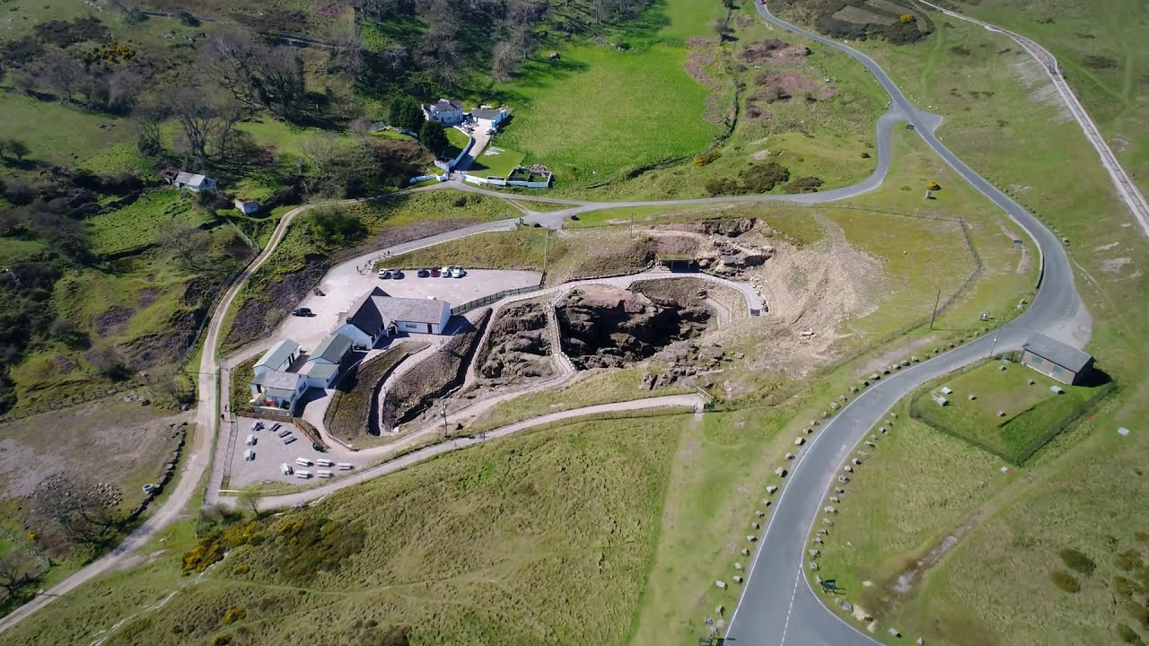 Tour The Great Orme Bronze Age Mines