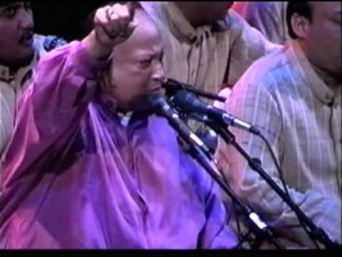 Mainu+Yaar+Di+Namaaz+Padh+Lain+De+TheLegend Nusrat Fateh Ali Khan SD