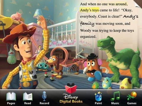 Free Disney Book Apps