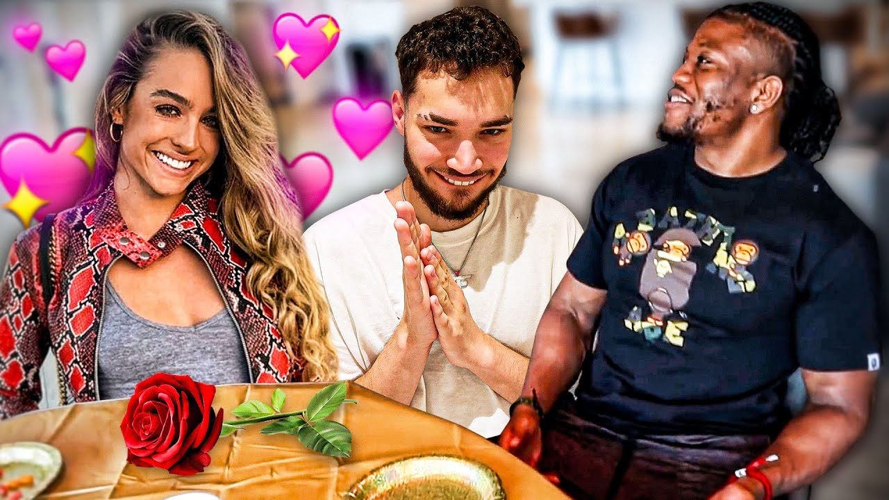 I set up zias on a date with Sommer Ray?