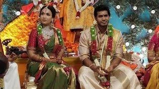 Soundarya Rajinikanth Vishagan Vanangamudi wedding Exclusive video   Dhanush, Anirudh, MK Stalin